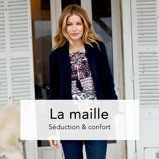 98ba1838263 La maille Les pulls · Witt International     Mode Femme