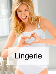 Collection lingerie de marque