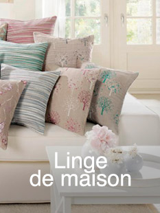 Collection linge de maison